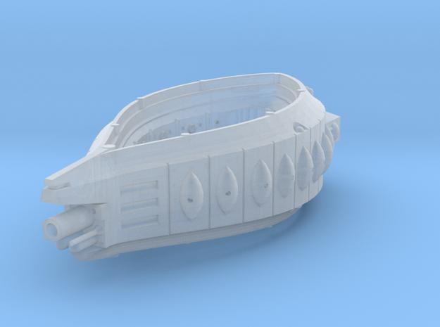 Rushi fleet Carrier outer belt 3d printed