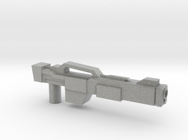 Rifle (No Details) 3d printed