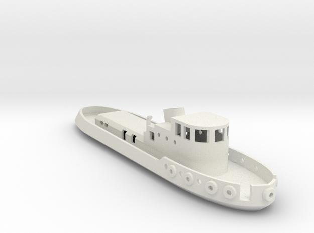 005C Tug 1/350 FUD 3d printed