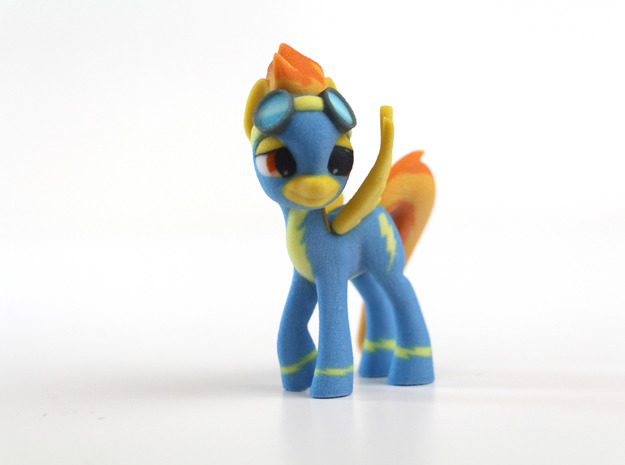 My Little Pony - Spitfire (≈80mm tall)
