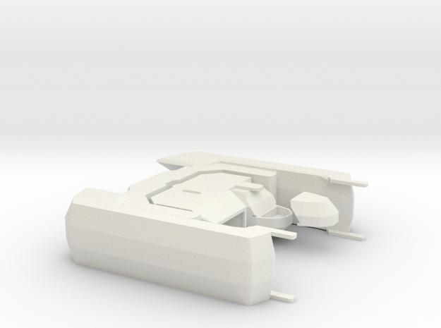 Rebel Rigger (FTL) in White Natural Versatile Plastic