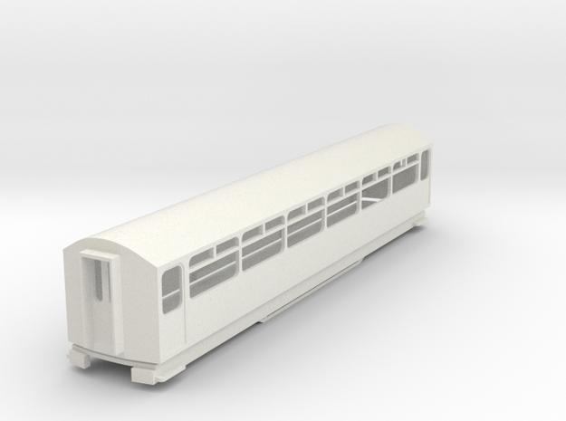BM4-112 009 FR Coach 122 in White Strong & Flexible