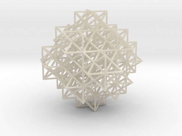 Escher's solids filling space 3d printed