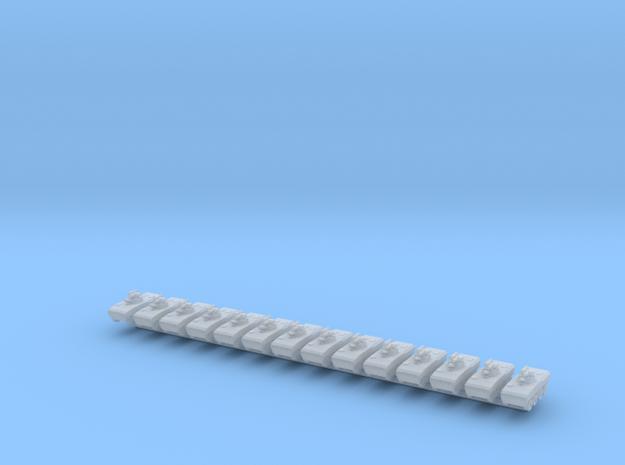 1/700 TATA Kestrel APC Company in Smooth Fine Detail Plastic