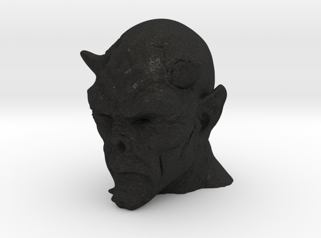 devil Highres 3d printed