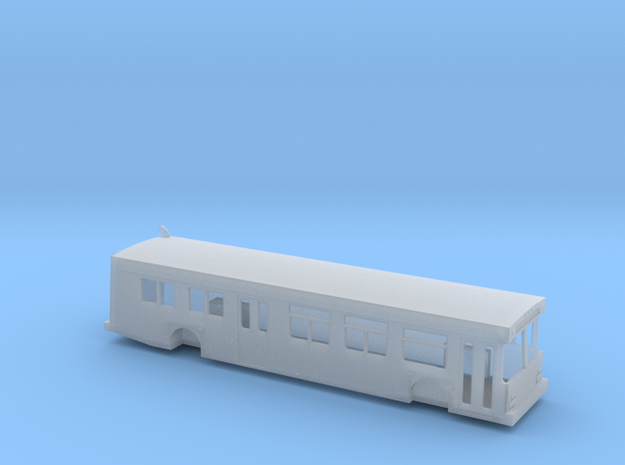 N scale 1:160 new flyer D40lf Bus