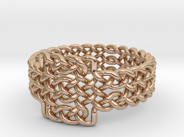 Celtic Knots Ring 17