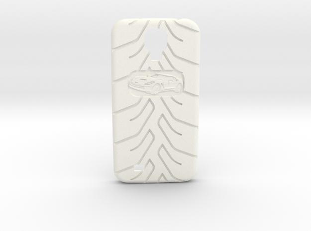 Galaxy S4 Corvette A048 3d printed