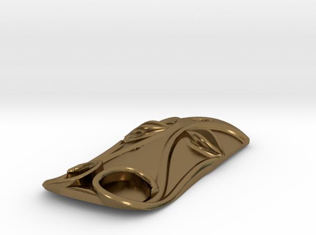 Equus - Celtic horse head  3d printed