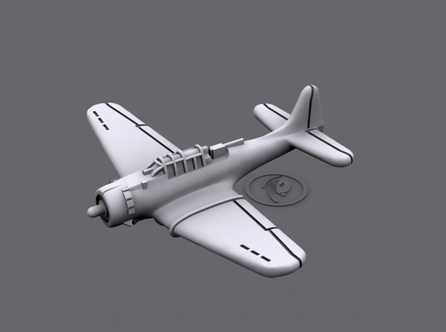 1/900 Douglas SBD Dauntless (x6)