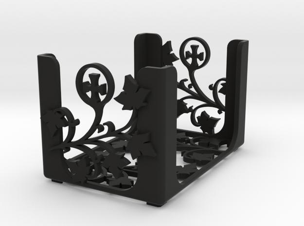 Arcadia Quest - Tombstones in Black Natural Versatile Plastic