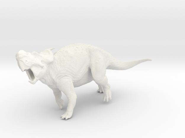 Evading Pachyrhinosaurus canadensis - 1/40
