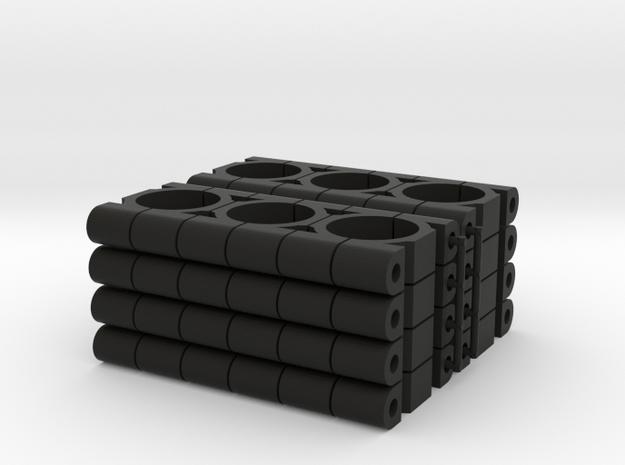 TKSH-1600-SET in Black Strong & Flexible