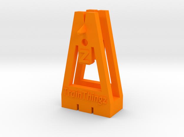 TrackToolz Z Gauge Spacing Tool 3d printed
