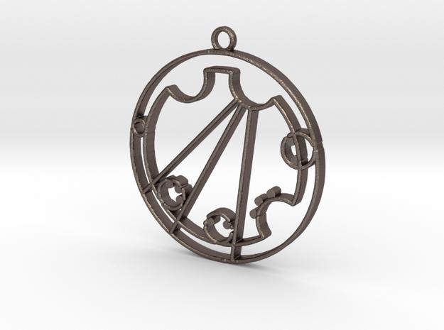 Crystal / Krystal - Necklace in Stainless Steel