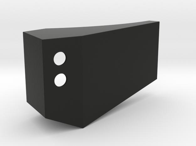 Rangefinder Housing in Black Natural Versatile Plastic