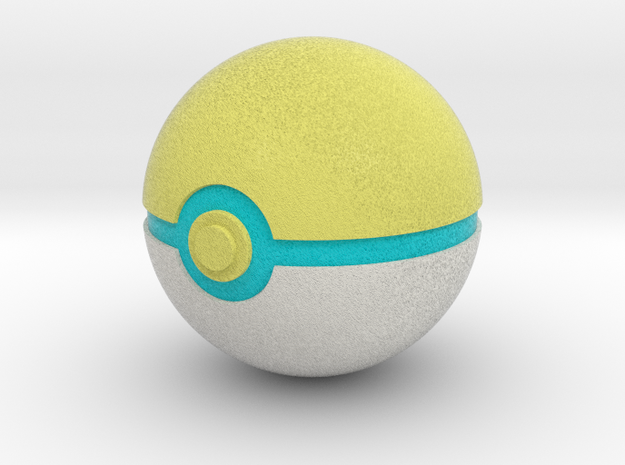 Park Ball Original Size (8cm in diameter) in Full Color Sandstone