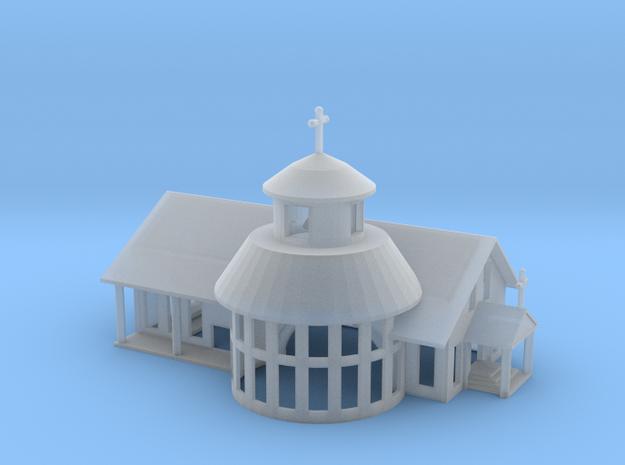 Town Church 3d printed