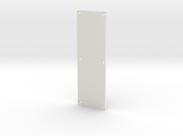 DZ40X1 Door in White Strong & Flexible