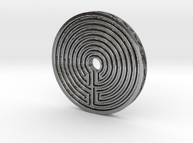 Labyrinth coin