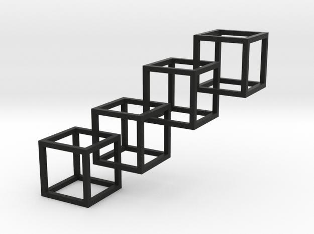 Interlocking Cube Necklace 4