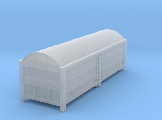 DSB Hims Skala TT 1:120 in Smooth Fine Detail Plastic