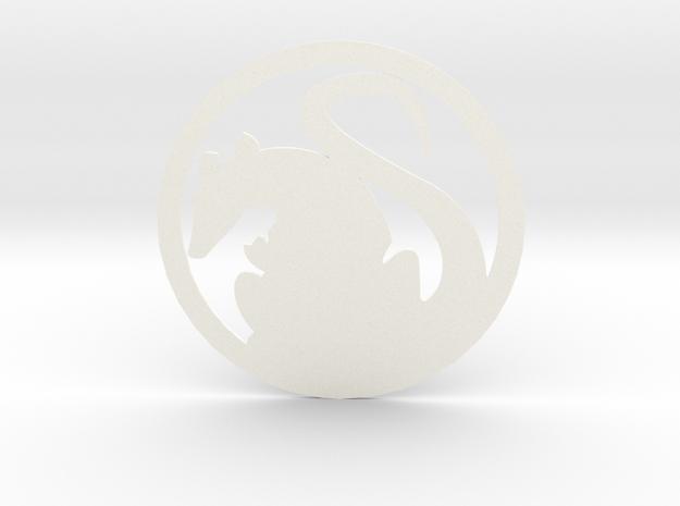 Nezumi-Mon 3d printed