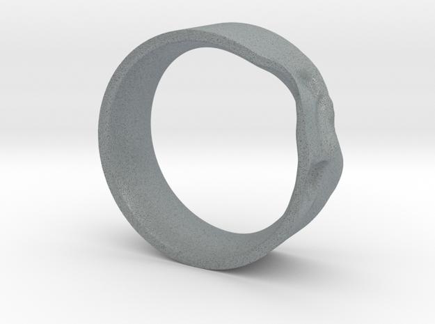 The Crumple Ring - 19mm Dia