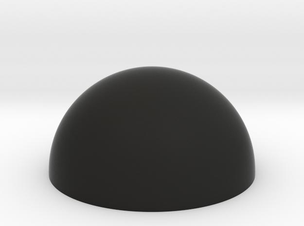Hemisphere50 in Black Strong & Flexible