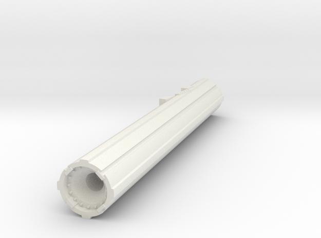 Main Engine Stbd V0.2 in White Natural Versatile Plastic