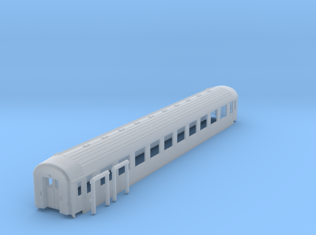 Assembly B Vogn Ivans Vinduer in Smooth Fine Detail Plastic