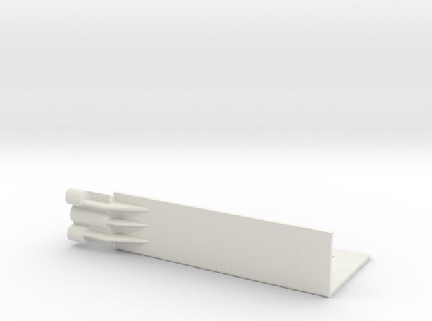 motormount v2 in White Strong & Flexible