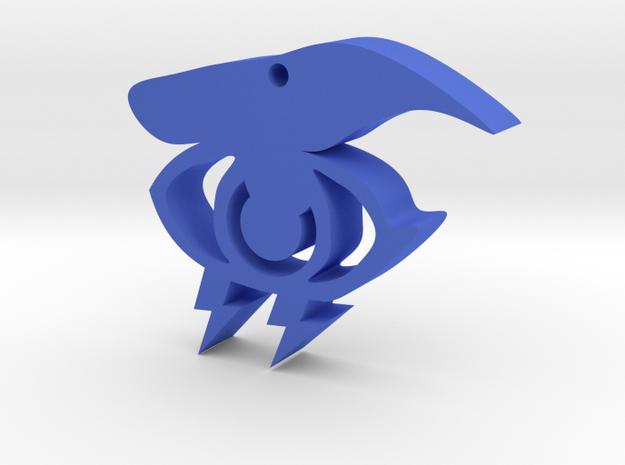 Arcane Brilliance - original in Blue Processed Versatile Plastic