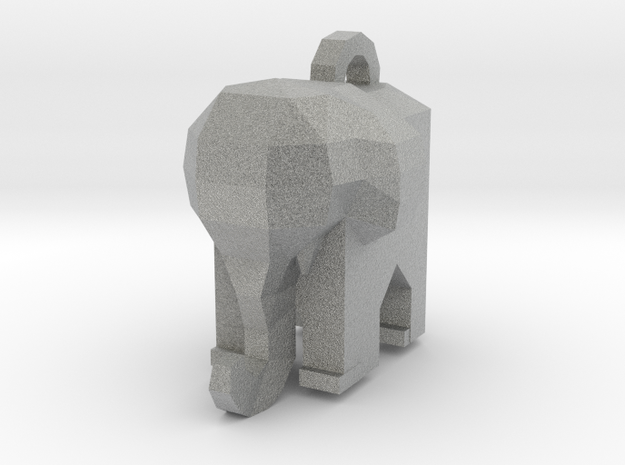 Elephant - Low Poly by it's a CYN! 3d printed