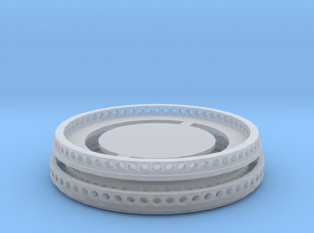Quick Connection für Herpa LR 1600/2 in Smooth Fine Detail Plastic
