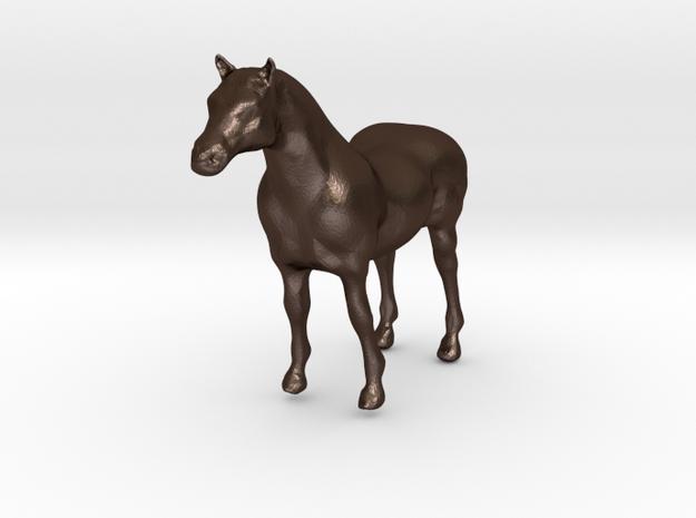 Horse Sym Sculp 2 Rotated 3d printed