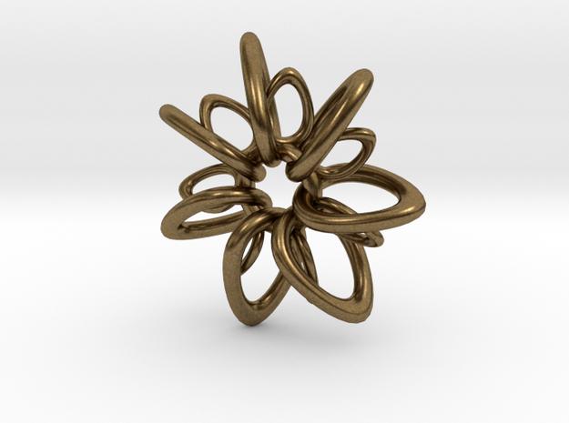 RingStar 7 points - 5cm 3d printed