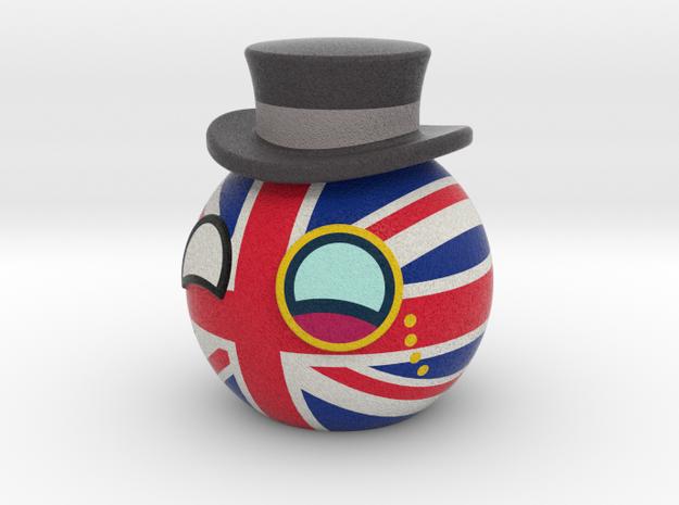 Ukball Deluxe in Full Color Sandstone