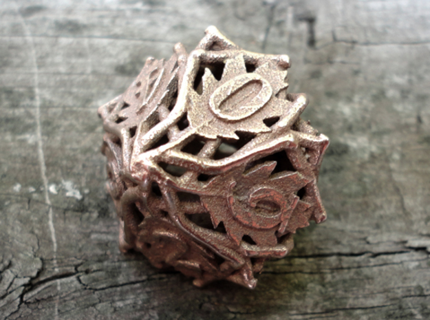 Botanical Die10 (Oak)