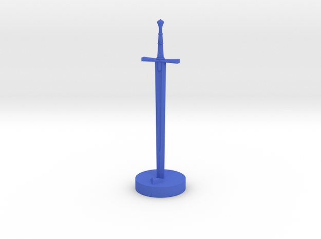 Role Playing Counter: Longsword 3d printed