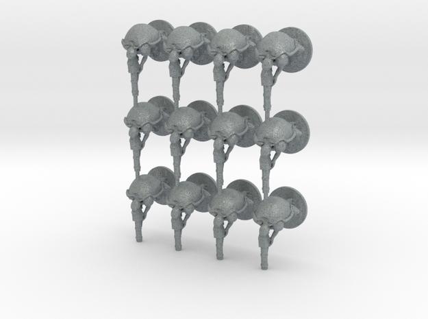 Xxcha Infantry Team 3cm 3d printed
