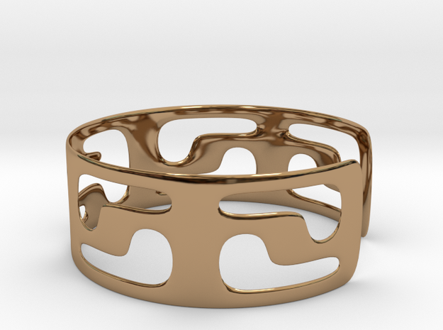 Bracciale05_d70mm 3d printed