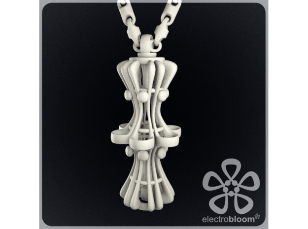 Carrie transformational charm. 3d printed