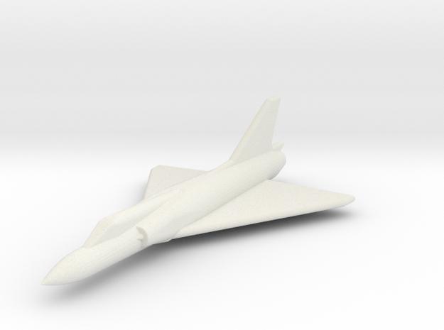 JA13 Mirage IIIC (1/285) 3d printed