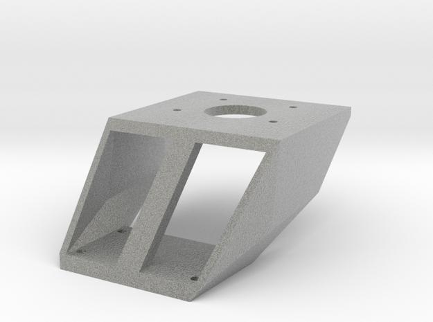 TBS Pro Zenmuse H3-3D Gimbal Adapter in Metallic Plastic