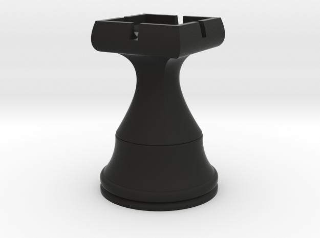 Rookeib3d in Black Natural Versatile Plastic