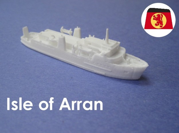 MV Isle of Arran (1:1200)