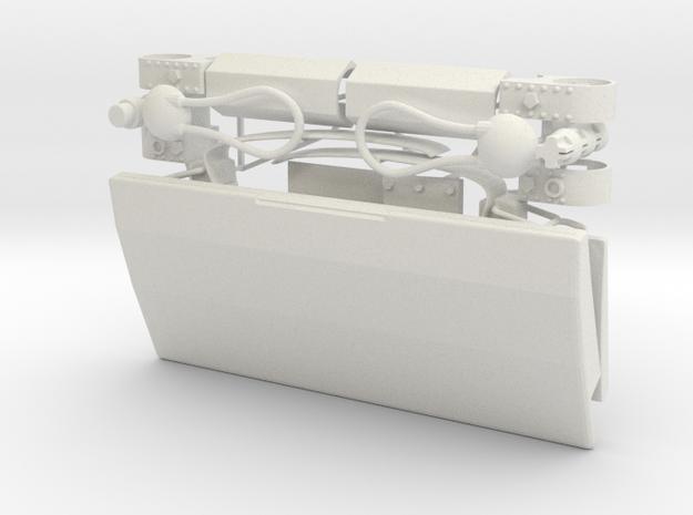 CARF Lightning seat dressup kit 3d printed
