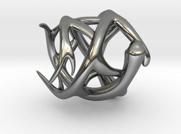 Antler Ring - Size 7(UPDATED)