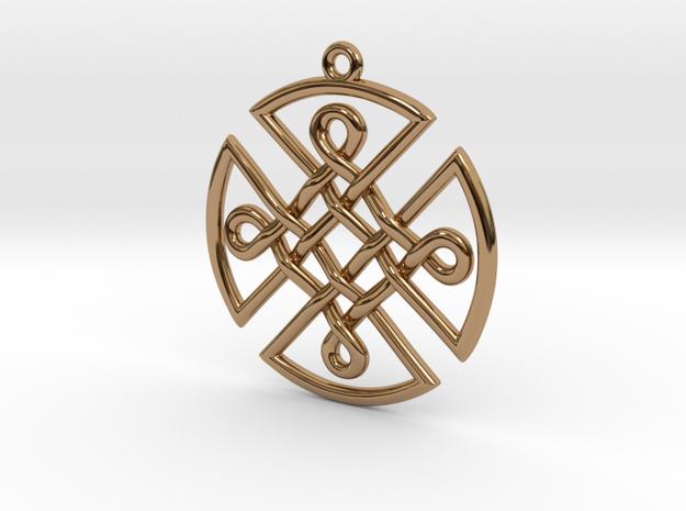 Celtic Shield Pendant